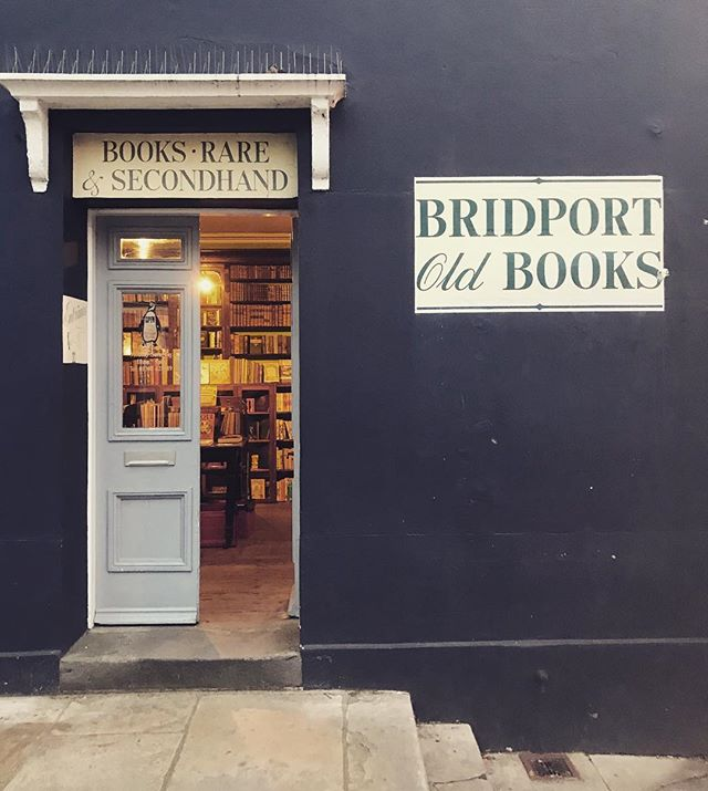 #bookshop #bridport