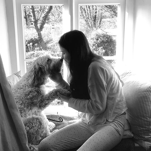 #puppylove with @nao.bennett