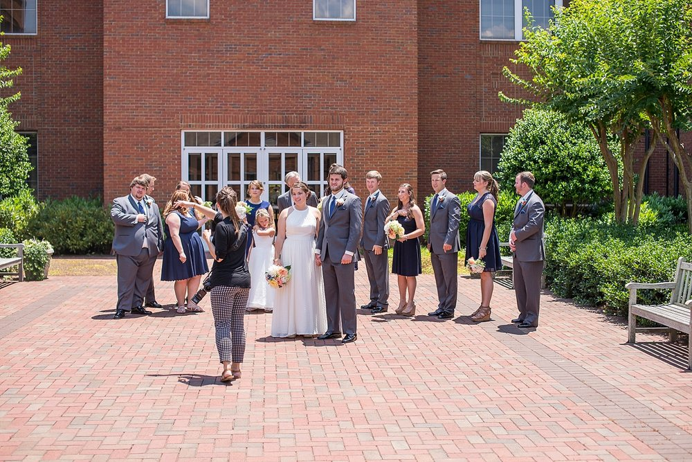 Priscilla and Chase's wedding! It was a HOT but perfect day:)