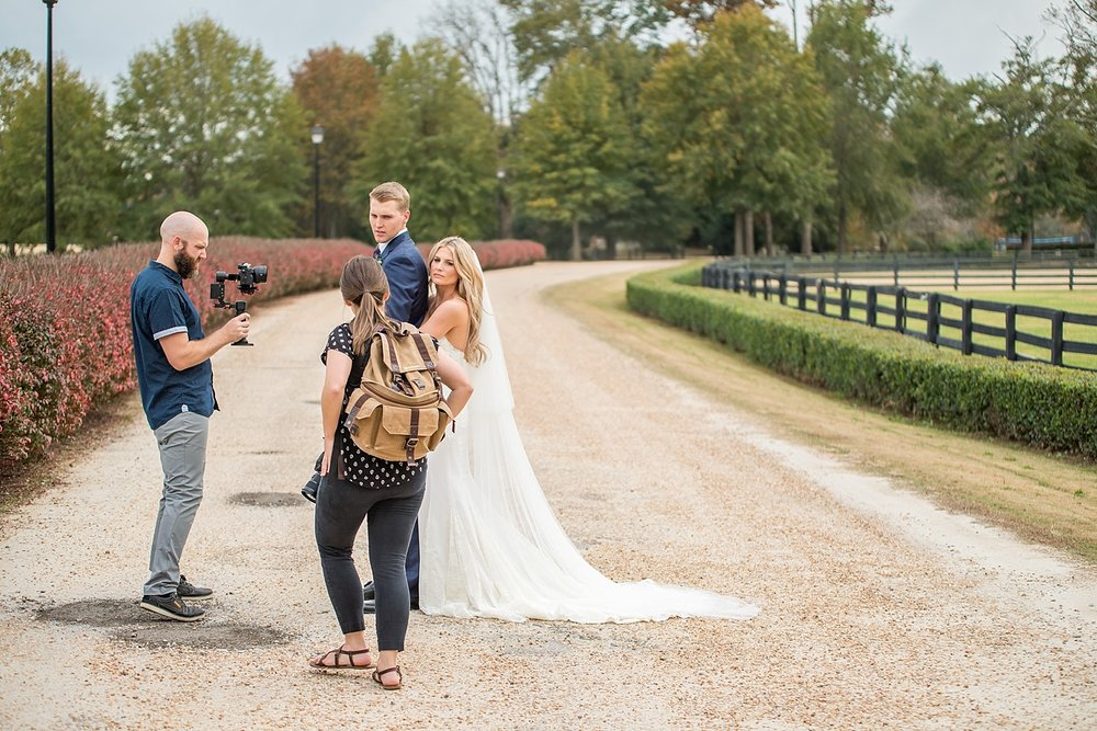 W not only loved working with David and Lauren, but also loved getting to meet and work with Evan! He is with Livemore and is an incredible videographer! He is a must hire if you're looking!!