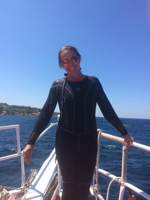 Hanne Paradiso - LTP representative in Turkey