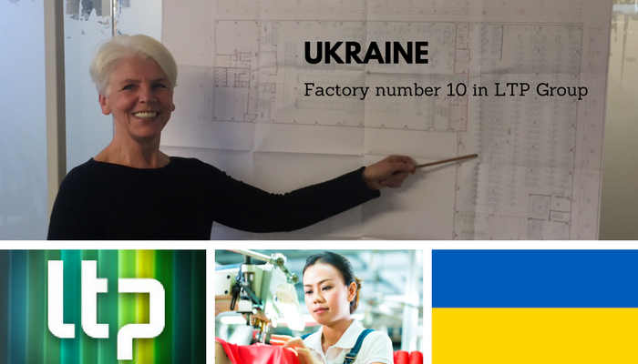 January 2018 Ukraine - factory number 10 in LTP Group Expanded production capacity from East READ MORE