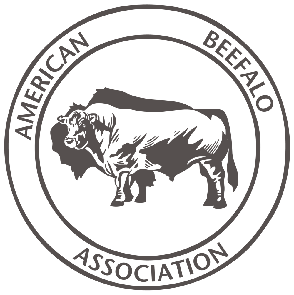 American Beefalo Association Logo - grey
