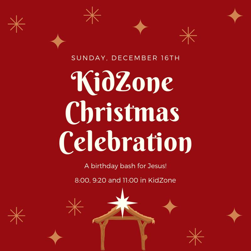 KidZone Birthday Bash For Jesus.png