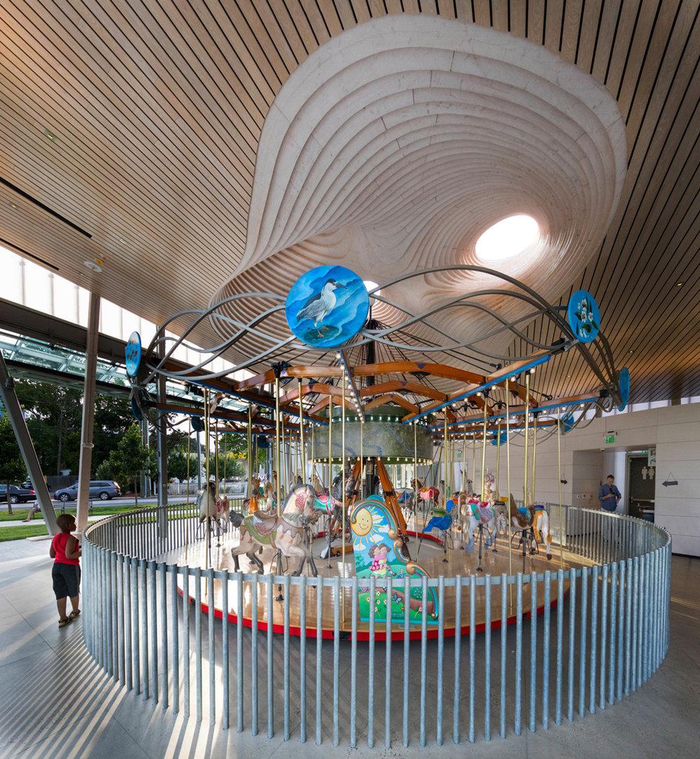 Carousel Pavilion