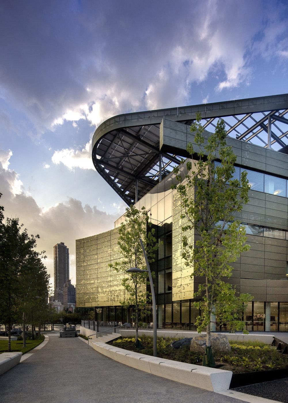 Bloomberg Center/Cornell Tech