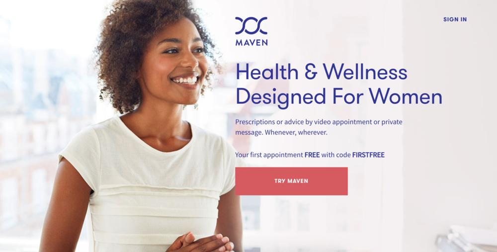 maven-healthcare-startup