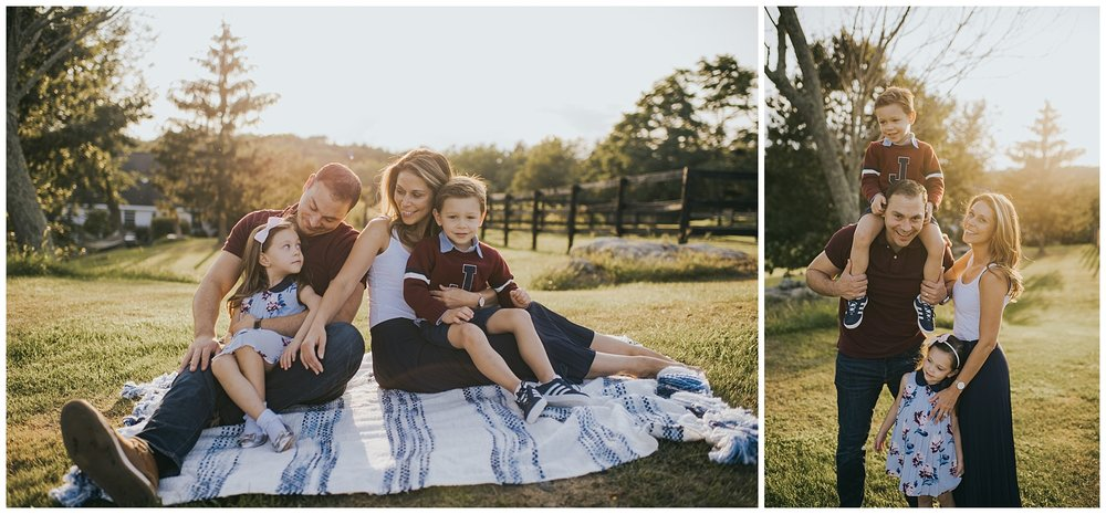 Family love in Fairfield County, Ct Kendra Conroy Photography