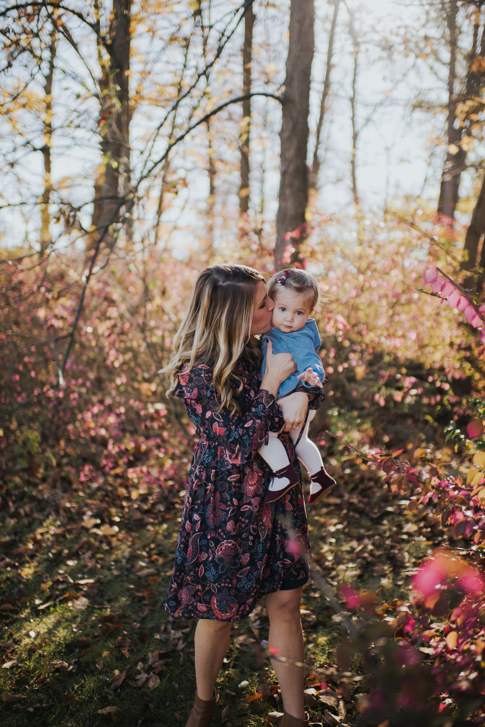 Mommy and baby in Fairfield County Connecticut Kendra Conroy Photography