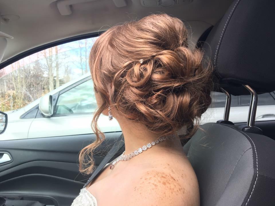Hair by Kylie Youmans