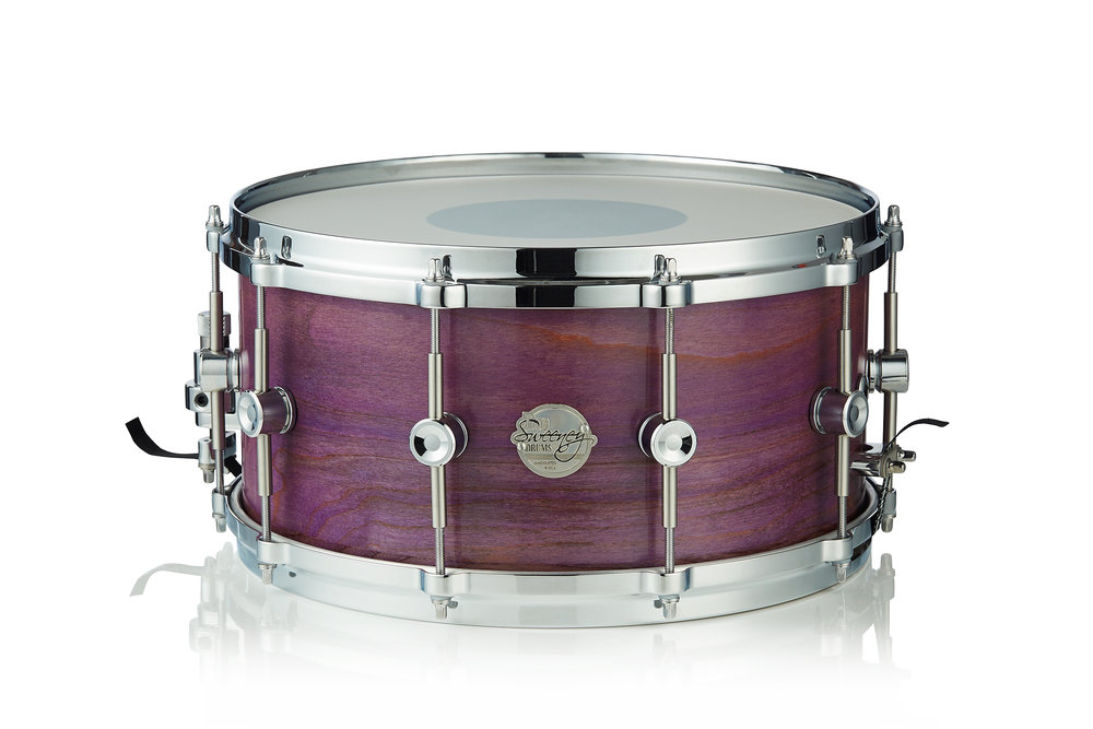 Purple Haze - a Doc Sweeney High-Dosage Maple Snare