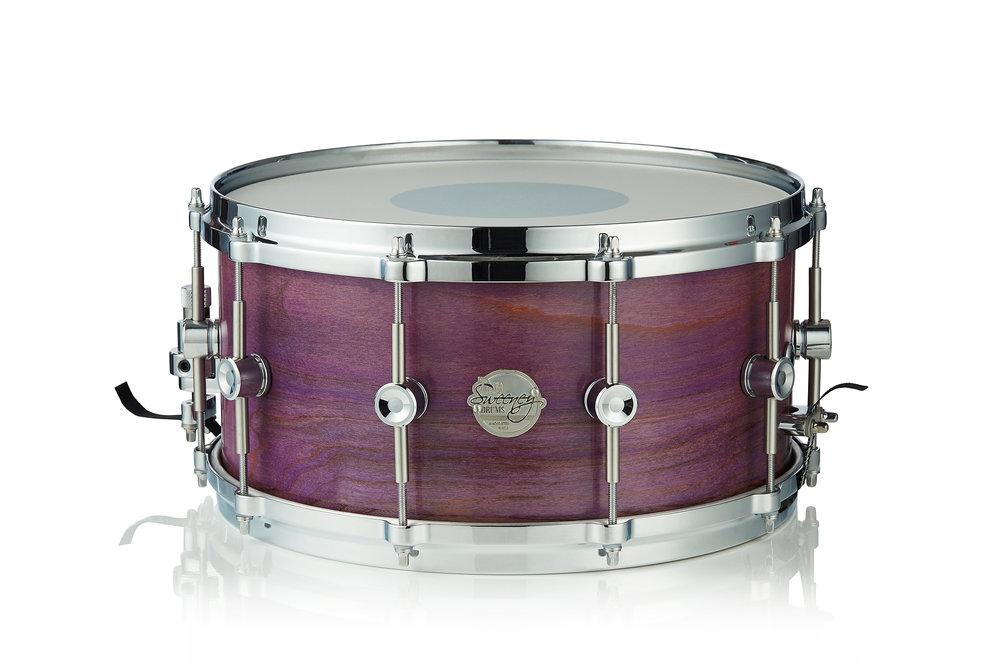 Purple Haze - a Doc Sweeney High-Dosage Maple Snare