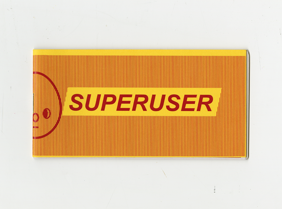 SUPERUSER #1 (2014)