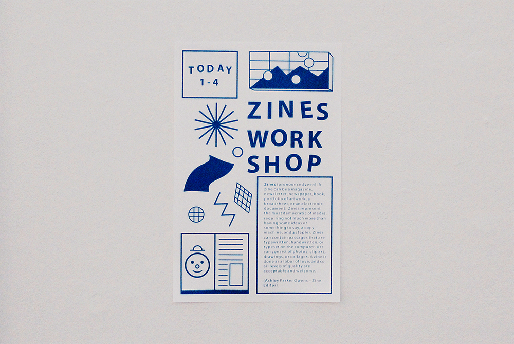 ZINES Workshop (2016)