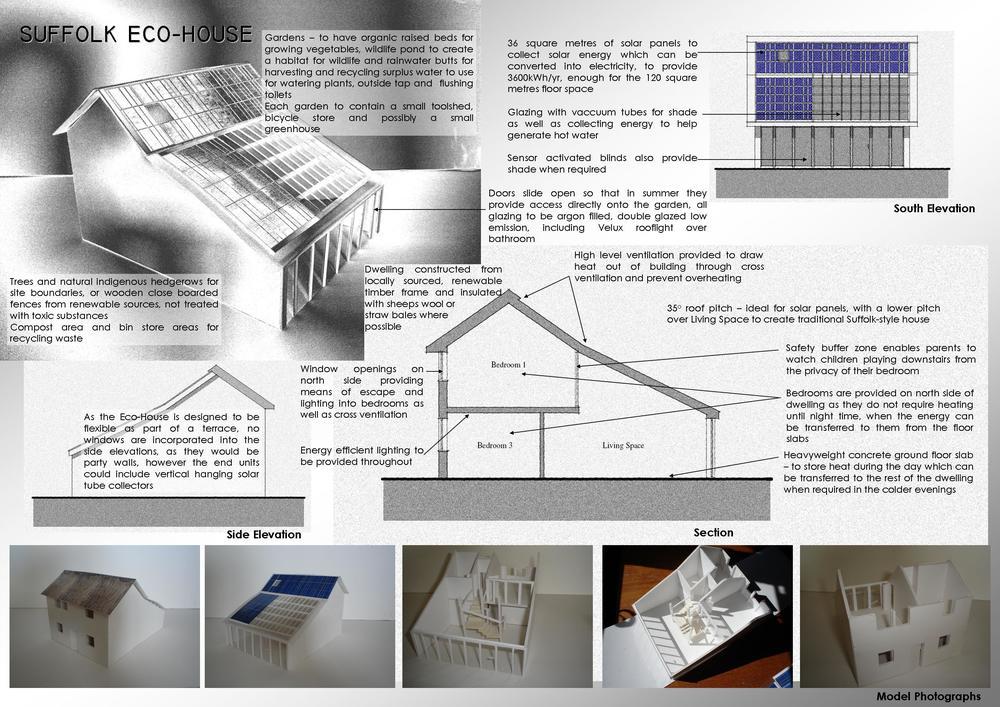Copy of Award Winning Eco-House Design