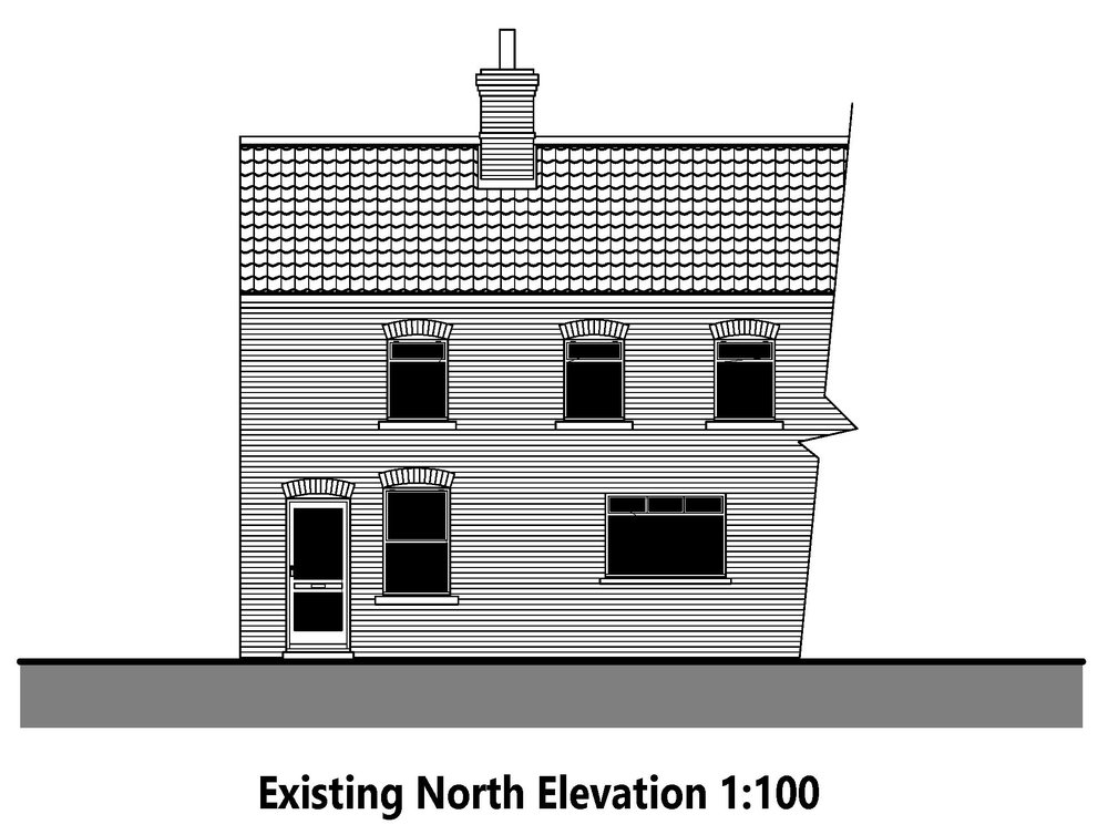 EXISTING ELEVATION