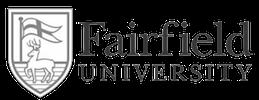Fairfield University Logo BW.png