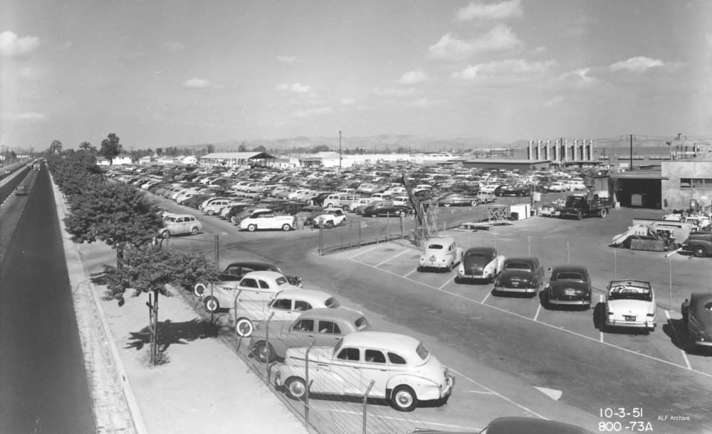 North American Aviation 1951, Downey