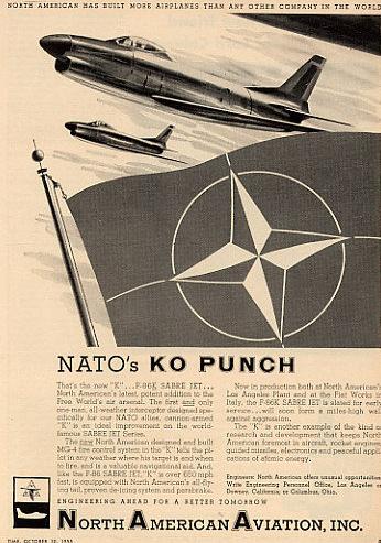 NATO's KO Punch