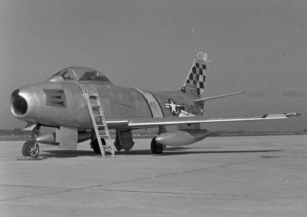 F-86 Super Sabre