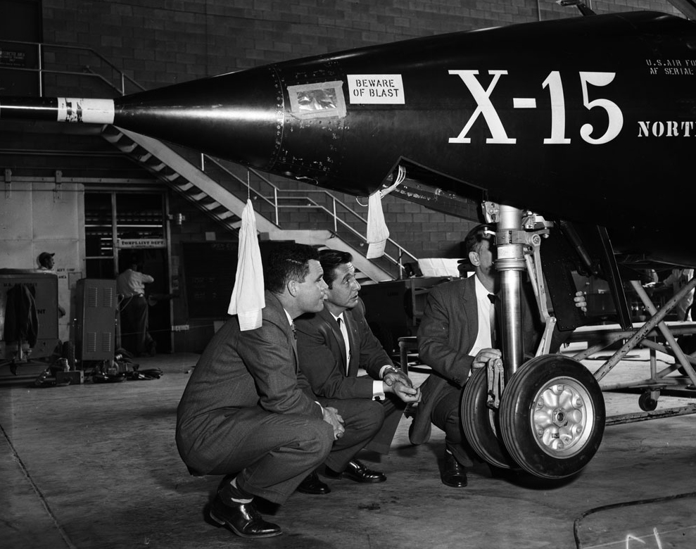 X-15 Missile 1959