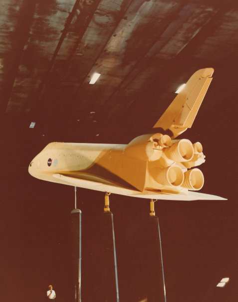 Space Shuttle aerodynamics