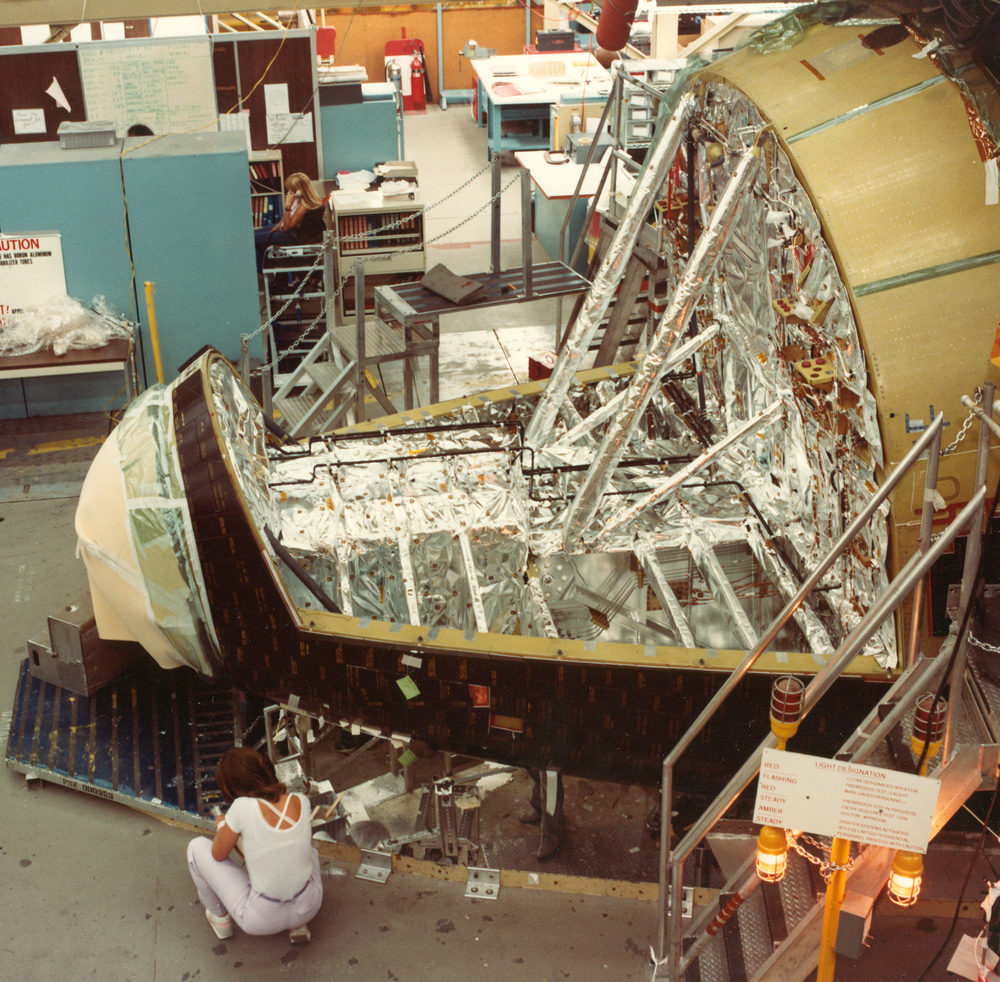 orbiter crew compartment work in downey.jpg