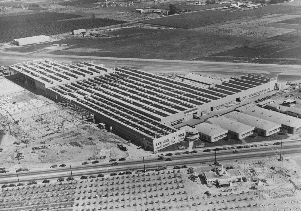 Vultee Plant c1940