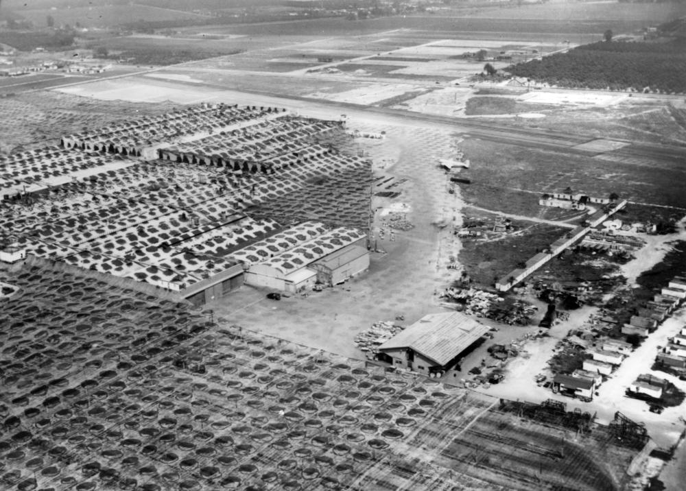 Vultee Aircraft 1940's