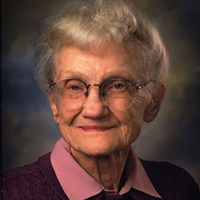 Dr. Mary Stauffer