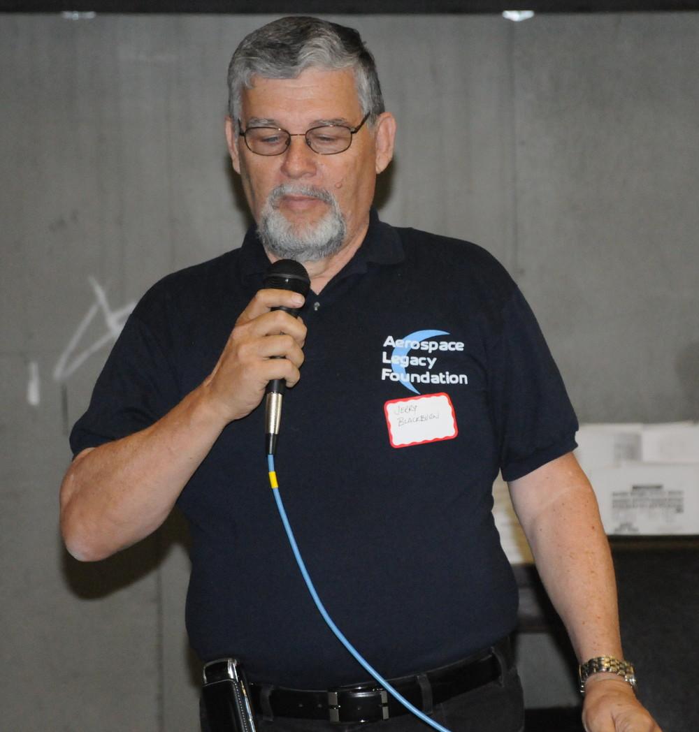 Mr. Jerry Blackbur