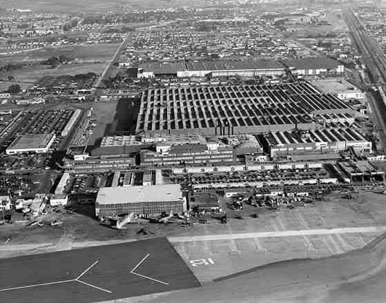 Lockheed Burbank 1940s