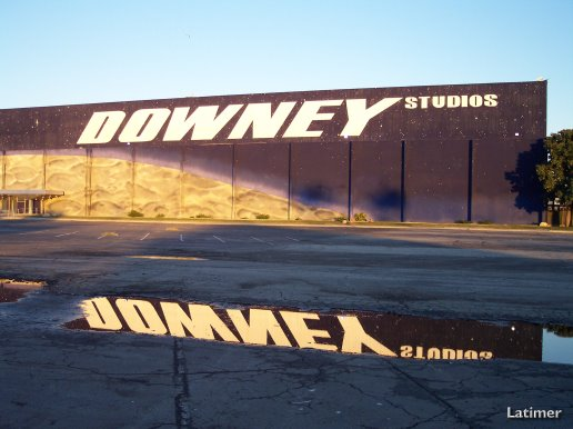 Reflections- Downey Studios Photo- Larry Latimer