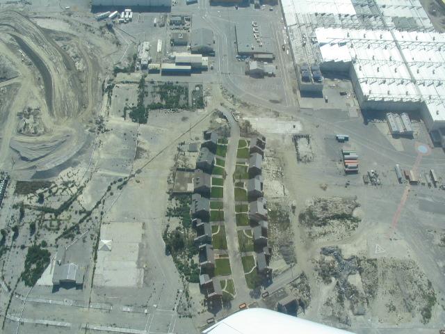 Downey Studios backlot 2005