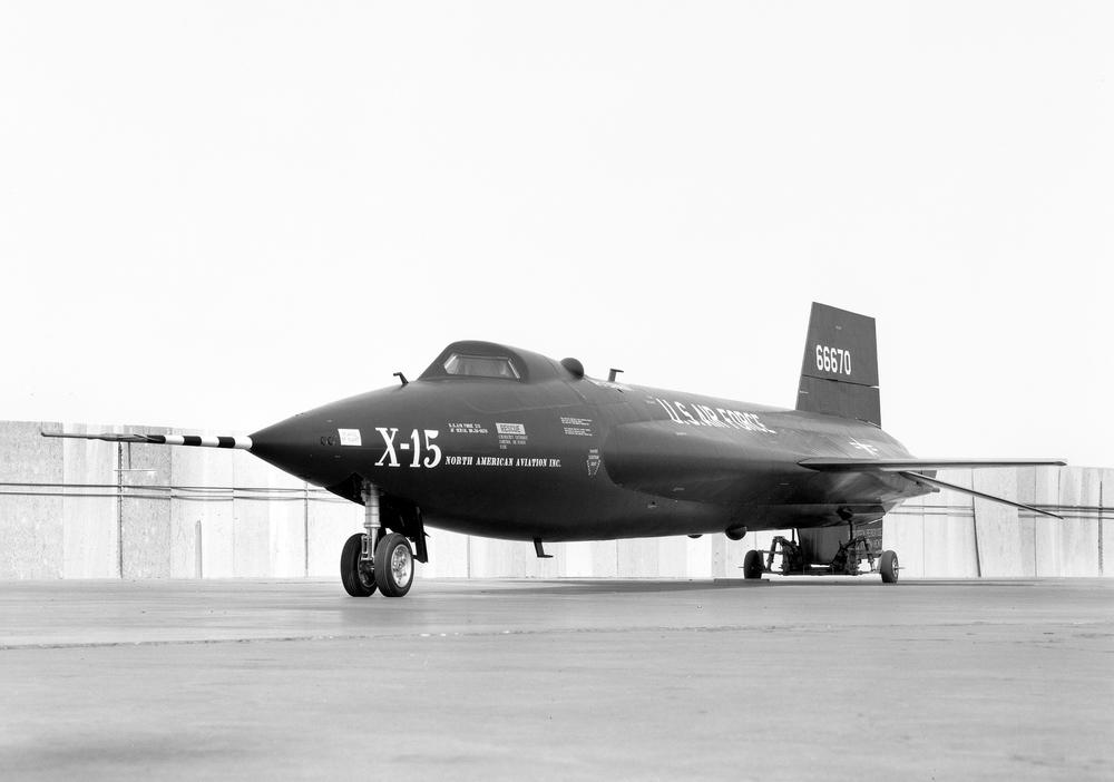 NAA X-15