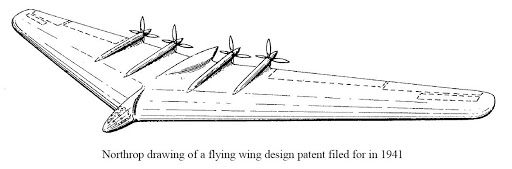 XB-35. Here's a 1941 Northrop design patent drawing..jpg