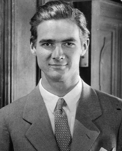 Howard Hughes at 19