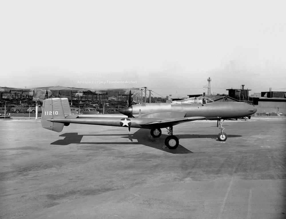 Consolidated XP-54