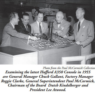Dutch and lee Atwood with Hufford A350 Console.jpg