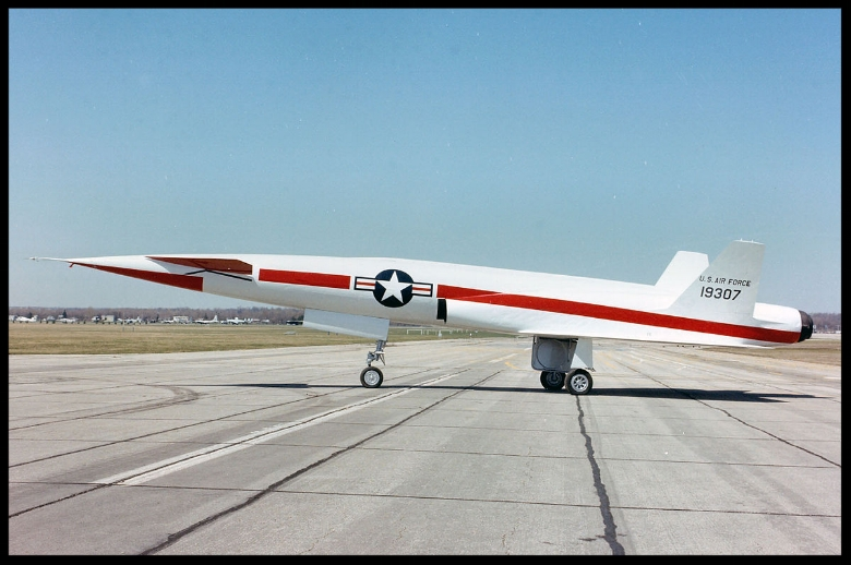 "North American Aviation X-10 on runway. ""The North American X-10 was an unmanned technology demonstrator, developed by North American Aviation. It was a subscale reusable design that included many of the design features of the SM-64 Navaho missile.""    More here..."