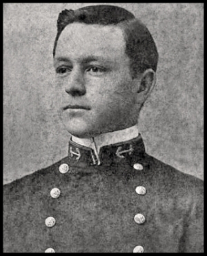 William Boeing initial partner was George Conrad Westervelt, 1879-1956, seen here as a cadet.