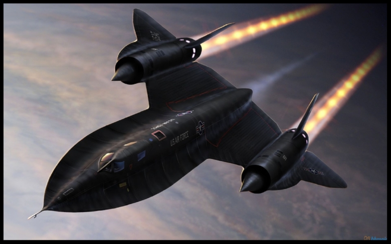 THE FASTEST PLANE IN THE WORLD – SR-71 BLACKBIRD. Learn more here...
