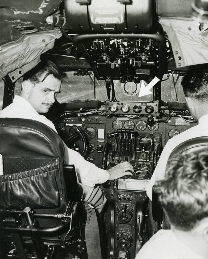 Photograph_of_Howard_Hughes_demonstrating_a_radar_safety_device_May_1_1947.jpg