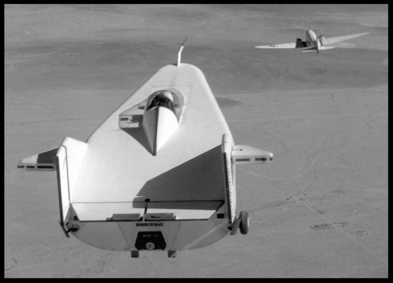 NASA - The M2-F1