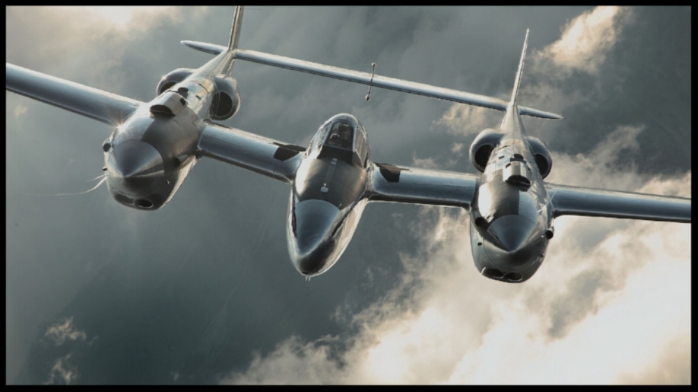 P-38 Lightning. Image- The Flying Bulls.