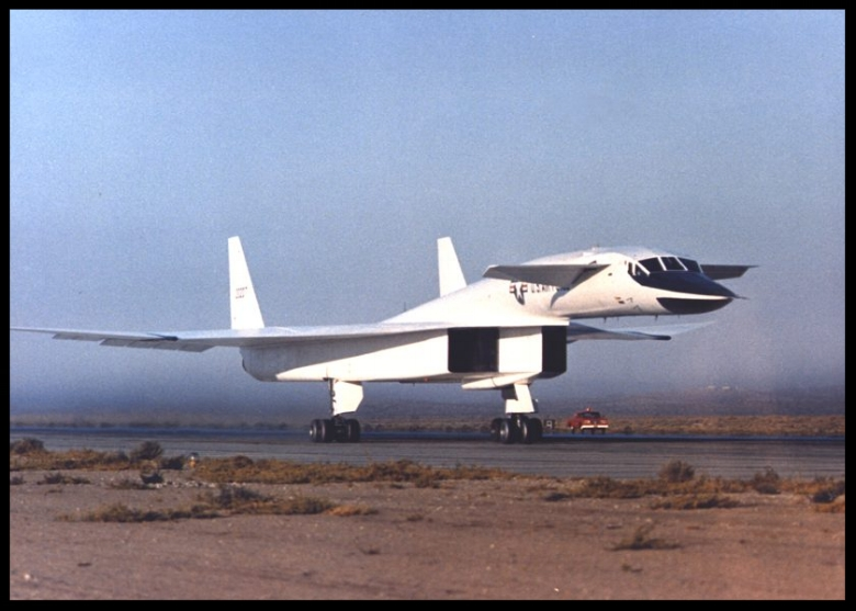 North American Aviation XB-70 Valkyrie