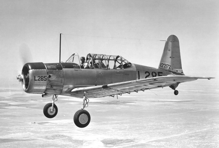 Vultee Aircraft BT-13