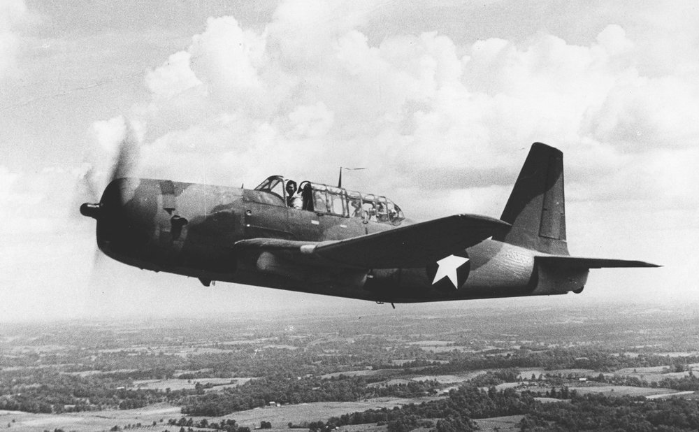 Consolidated Vultee A-35B-10-VN Vengeance