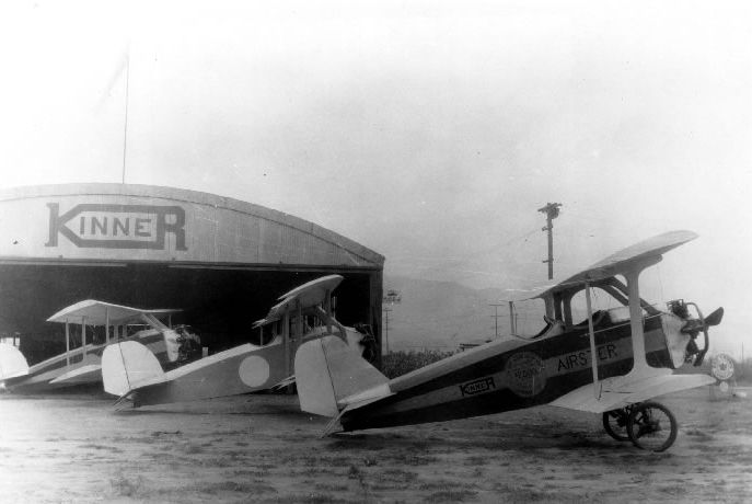 In December 1922, after being convinced that aviation would become a major industry, the Glendale City Council agreed unanimously to ...jpg