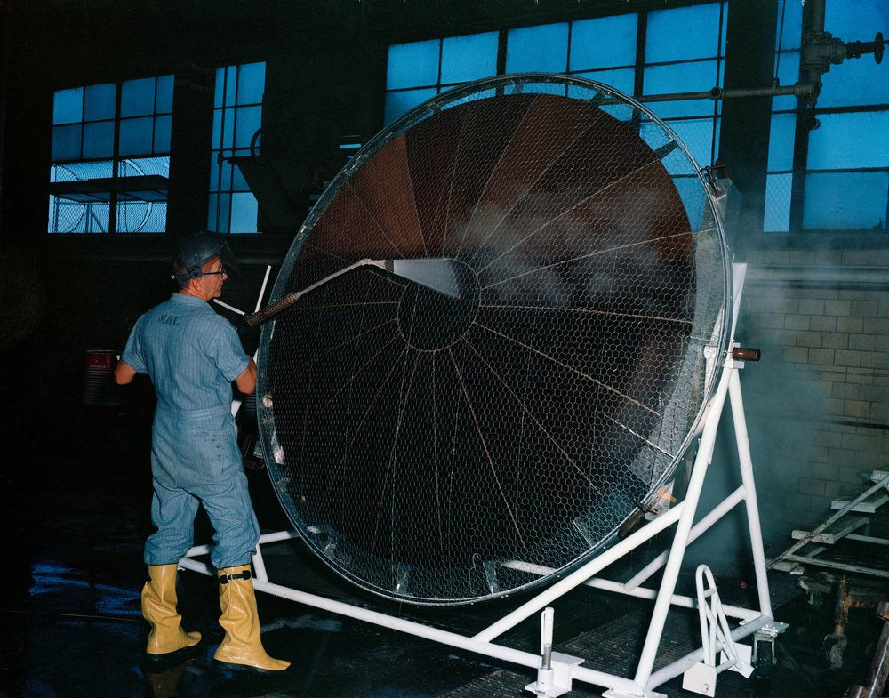 Gemini Heat Shield 1963